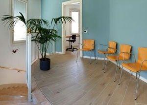 centro psicocare vicenza sala d'aspetto