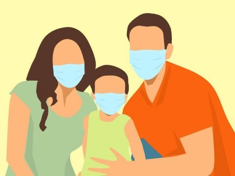 famiglia bambini coronavirus