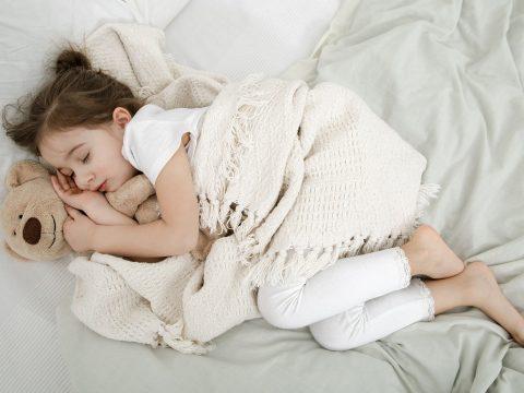 insonnia nei bambini