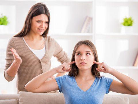problemi con figli adolescenti
