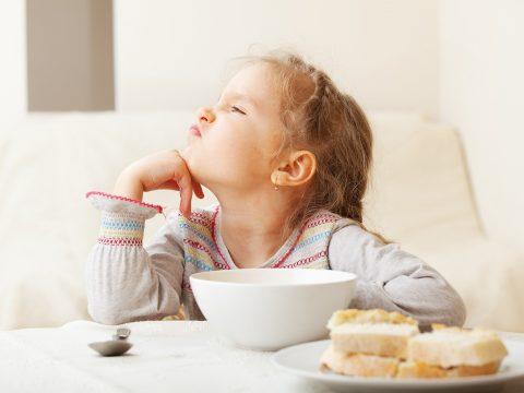 problemi alimentari nei bambini
