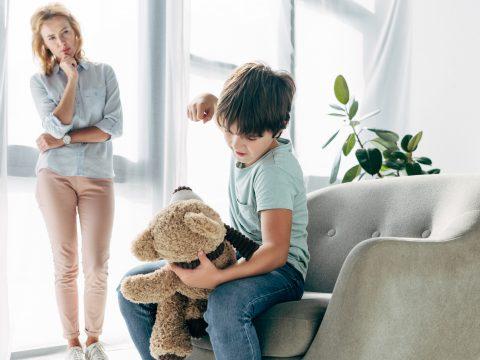 rabbia nei bambini